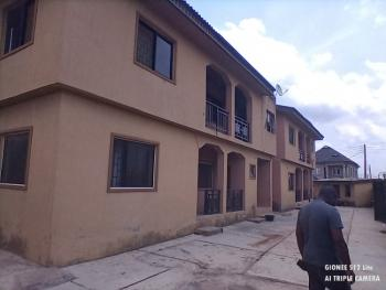 Building Consist of Four Numbers of Three Bedroom, Igando, Ikotun, Lagos, Block of Flats for Sale