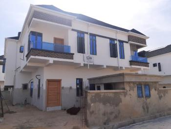 Newly Built 4 Bedroom Duplex with Bq, By Dominos Pizza, Ologolo, Lekki, Lagos, Semi-detached Duplex for Sale