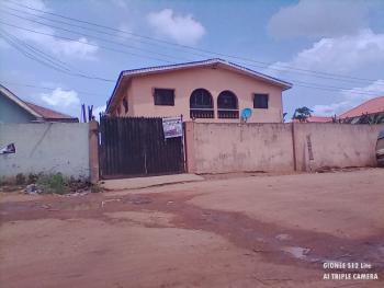 Building Consist of Four Numbers of Three Bedroom, Off Lasu Ojo Road, Igando, Ikotun, Lagos, Block of Flats for Sale