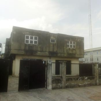 1260sqm of Land with 4flats, Aina Street, Ojodu, Lagos, Block of Flats for Sale