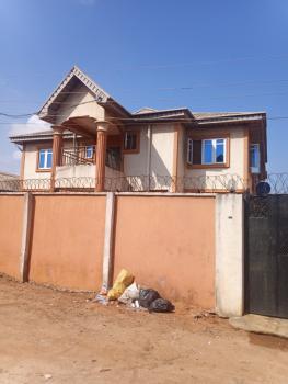 Lovely Built 3 Bedroom Flat, Almoroof Estate, Ayobo, Lagos, Flat for Rent