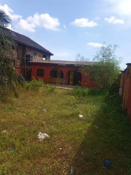 Solid and Modern Built 3 Bedroom Setback Built, Megida Bus Stop, Ayobo, Lagos, Detached Bungalow for Sale