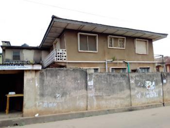 13 Rooms Office Building with 7 Shops, No. 7 Omoluabi Street, Behind Amazing Grace International School, Oke Ado, Ibadan, Oyo, Block of Flats for Sale