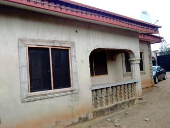 3 Bedroom Bungalow, *providence Estate Eleyele Area, Ibadan, Oyo, House for Sale