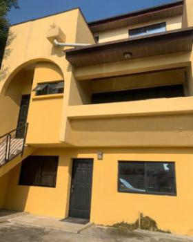 5 Bedroom with 2 Spacious Living Rooms Terrace House and One Room Bq, Osborne Foreshore Estate Phase 1, Ikoyi, Lagos, Terraced Duplex for Sale