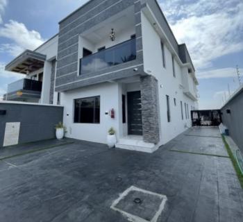 4 Bedroom Semi Detached Duplex + 2 Rm Bq, Vgc, Lekki, Lagos, Semi-detached Duplex for Sale
