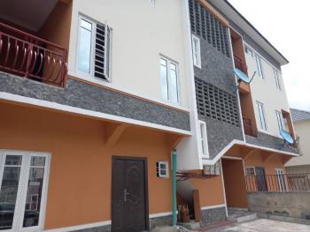 Newly Built Luxury 3 Bedrooms En-suite Flat with a Bq, Sangotedo, Ajah, Lagos, Terraced Duplex for Rent