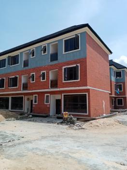 Newly Built 4 Bedroom Duplex, Osapa London Estate, Osapa, Lekki, Lagos, Terraced Duplex for Rent