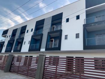 Luxury 6 Units of 4 Bedrom  Terrace Duplexes with Bq, Inside an Estate, Adeniyi Jones, Ikeja, Lagos, Terraced Duplex for Sale
