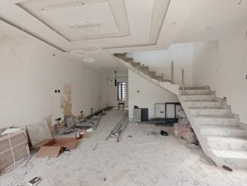 Contemporary Built and Luxury Finished 3 Bedrooms Duplex with Bq, Ilasan, Lekki, Lagos, Terraced Duplex for Sale