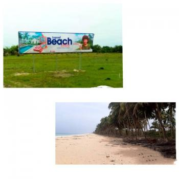 Land, Legend Beach Estate, Igbogun, Ibeju Lekki, Lagos, Mixed-use Land for Sale