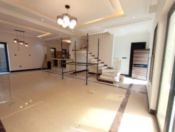 Luxury Built and Exquisite Finished 4 Bedrooms Duplex with a Room Bq., Lekki Phase 1, Lekki, Lagos, Terraced Duplex for Sale