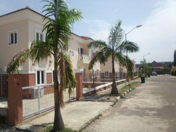 Lovely Exquisite 4 Bedroom Duplex & Bq, Life Camp, Abuja, Semi-detached Duplex for Rent