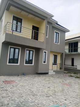 Brand New 5 Bedroom Detached Duplex with Bq in an Elite Estate, Adiva Estate, Beechwood, Bogije, Ibeju Lekki, Lagos, Detached Duplex for Sale