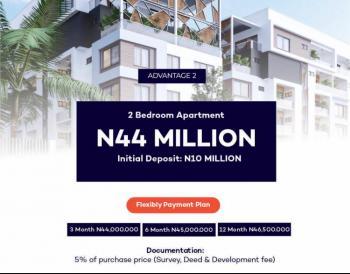 Exquisite 2 Bedroom Apartment, Gra, Abijo, Lekki, Lagos, Flat / Apartment for Sale