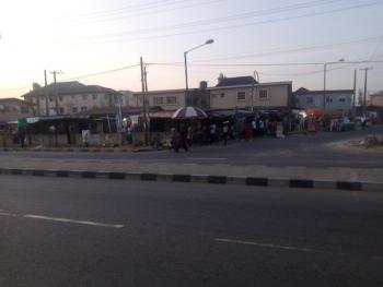 Strategically Located 3 Frontage Re-developable Plot, Along Kudirat Abiola Way, Alausa, Ikeja, Lagos, Commercial Land for Sale
