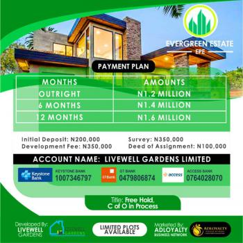 Affordable Plots of Land, Odo-egiri, Epe, Lagos, Mixed-use Land for Sale