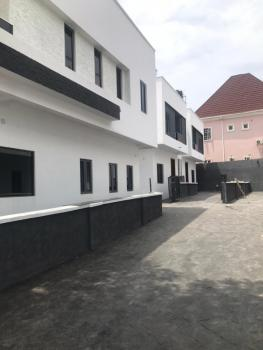 Newly Built 3 Bedroom Terrace Duplex with Bq, Gra Phase 2, Magodo, Lagos, Terraced Duplex for Sale