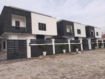 Tastefully Finished & Luxury 5 Bedroom Fully Detached Duplex with a Bq, Nicon Town Estate, Ikate, Lekki, Lagos, Detached Duplex for Sale