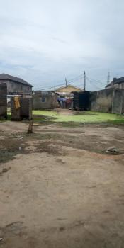 Half Plot of Land, Opeloyeru Street, Close to 3rd Mainland Bridge, Bariga, Shomolu, Lagos, Mixed-use Land for Sale