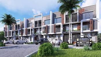 Luxury 4 Bedroom Terrace Duplex with a Bq, Between Stellamaris and Godab Estate, Life Camp, Abuja, Terraced Duplex for Sale