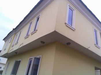 a Newly Constructed 4 Bedrooms Duplex, Crown Estate, Sangotedo, Ajah, Lagos, Detached Duplex for Rent