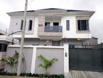 Luxuriously Finished 5 Bedroom Detached Duplex with Bq, Gated Estate, Agungi, Lekki, Lagos, Detached Duplex for Rent