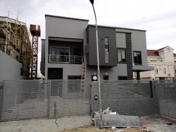 Magnificently Finished 5 Bedroom Semi Detached Duplex with Bq, Upscale Estate, Osapa, Lekki, Lagos, Semi-detached Duplex for Rent