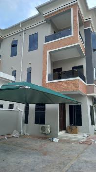 4 Bedroom Semi Detached Duplex Wit 1room Bq, Oniru, Victoria Island (vi), Lagos, Semi-detached Duplex for Rent