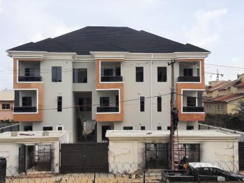 Self-compound & Newly Built 4 Bedroom Terrace with a Servant Quarters, Oniru, Victoria Island (vi), Lagos, Terraced Duplex for Rent