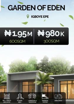 Dry Land in a Beautiful Location, Igboye Epe, Epe, Lagos, Mixed-use Land for Sale