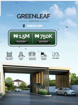 Habitable Land in a Developed Location., Epe, Lagos, Mixed-use Land for Sale