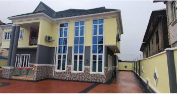 Newly Built 7 Bedroom Duplex, with 3 Parlours., Akowonjo Roundabout., Egbeda, Alimosho, Lagos, Detached Duplex for Sale