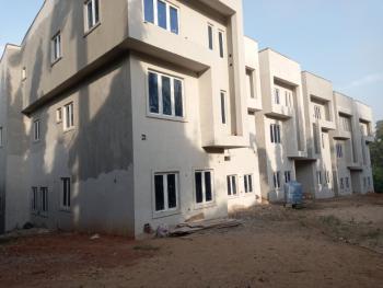 Newly Built 4 Bedroom Terrace House with Boys Quarter, Maitama District, Abuja, Terraced Duplex for Sale