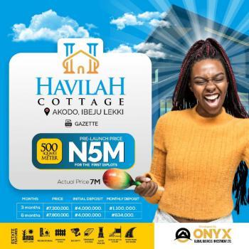Residential Land, Akodo Ise, Ibeju Lekki, Lagos, Residential Land for Sale