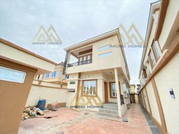 5 Bedroom Fully Detached Duplex with a Mini Flat, Gra Phase 2, Magodo, Lagos, Detached Duplex for Sale