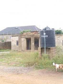an Uncompleted Detached Duplex with 2 Room Downnstairs, House 2, 5th Avenue , Boluwaduro Abobo Elebu, Apata, Ibadan, Oyo, Detached Duplex for Sale