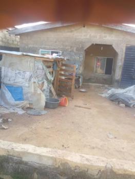 Distress Uncompleted 3 Bedroom Flat, Isuti Road, Igando, Alimosho, Lagos, Detached Bungalow for Sale