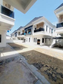 Units of 4 Bedroom Semi Detached Duplexes with Maids Room, Lekki, Lagos, Detached Duplex for Sale
