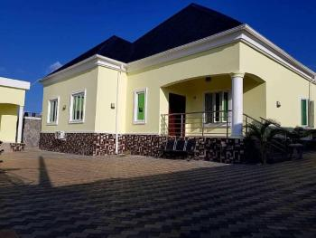 Luxuriously Built 3 Bedroom Bungalow, Trademore Estate, Lugbe District, Abuja, Detached Bungalow for Sale