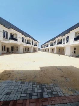 Unit of 4 Bedroom Terraced Duplexes, Lekki, Lagos, Terraced Duplex for Sale