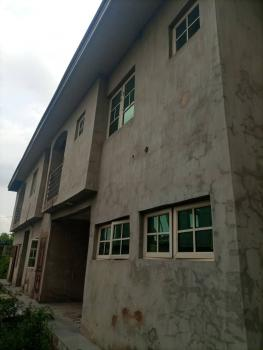 Newly Built 4 Units of 3 Bedroom Flats in a Secured & Gated Estate, Gra Phase 1, Magodo, Lagos, Block of Flats for Sale