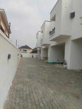 4 Bedrooms Terraced Duplex with Spacious Rooms, Sangotedo, Ajah, Lagos, Terraced Duplex for Sale