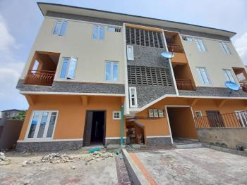 Newly Built Three Bedroom Terrace with a Room Boys Quarter, Sangotedo, Ajah, Lagos, Terraced Duplex for Rent
