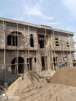 5 Edroom Duplex and 2 Mini Flats, Greenfield Estate, Ago Palace, Isolo, Lagos, Detached Duplex for Sale