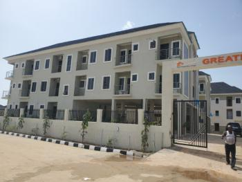 New Serviced 3 Bedroom Flat with Gym Swimming Pool and 24hours Light, Ikota Villa, Ikota, Lekki, Lagos, Block of Flats for Sale