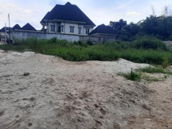 Well Located and Dry Table Land, Cocaine Estate Off Aba Road, Port Harcourt, Rivers, Residential Land for Sale