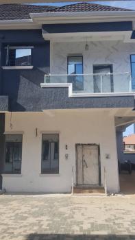 Serviced 4 Bedroom Duplex with Bq, Ikota, Lekki, Lagos, Semi-detached Duplex for Sale
