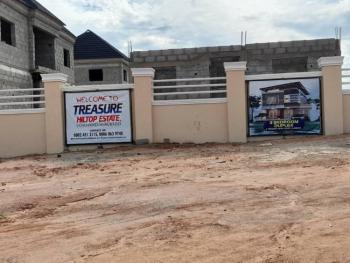 Beautiful and Serene Estate with 100% Dry Land, Treasure Hilltop Estate, Alagbado, Ifako-ijaiye, Lagos, Residential Land for Sale