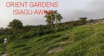 Land, Orient Gardens Estate, Isiagu, Awka, Anambra, Residential Land for Sale